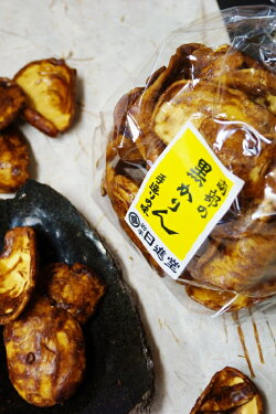 岩手県沿岸部の伝統的なかりんとう。