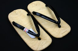 雪駄(せった)履物 ■紳士用本畳表革底雪駄「本革 黒鼻緒」Mサイズ