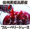 黒姫高原産ブルーベリージュース1000ml