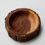 天然木製Konokaボウルアカシア