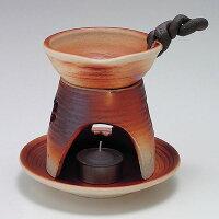 錆吹き手付茶香炉