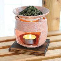 茶香炉(ピンク)