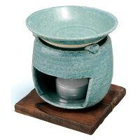 茶香炉(ブルー)