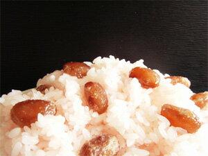 赤飯(甘納豆)