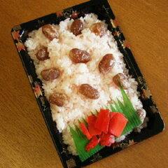 赤飯(甘納豆)1パック 200g入り