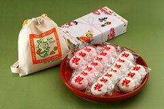 1歳の誕生日のお祝い お誕生餅セット(紅白あん餅 20個入り 小分け)【送料無料】リュック付き【一升餅】【楽ギフ_のし】