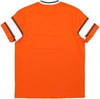 フランクリンと言えばコレ★アメカジテイスト満点のナンバーリングTシャツ,FRANKLIN&MARSHALL,フランクリンアンドマーシャル,TSHIRTJERSEYROUNDNECKSHORT,ナンバーリングプリント入り、半袖Tシャツ,カットソー,#TSMF339ANS19,FLAMEORANGE(フレームオレンジ)