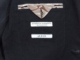 AT.P.CO,アティピコ,A212ALAN60,ストレッチコットン×レーヨン、テーラードジャケット,ブレザー,NAVY(ネイビー)
