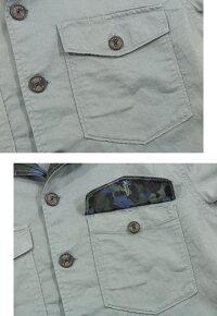 AT.P.CO,アティピコ,A222CUSTOM579,ユーティリティジャケット,カバーオールジャケット,シャツジャケット,SAGE(セージグリーン)