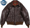 """BUZZ RICKSON'S/バズリクソンズ Jacket, Flying, Summer Type A-2""""ROUGHWEAR CLOTHING CO."""" CONTRACT NO. W535 AC-23380 1942 MODELL…"""