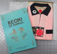 """アロハをこよなく愛する著名人のデザインによる、KEONIシリーズの最新作!KEONIOFHAWAII,ケオニオブハワイ,""""真夏の太陽ぎらい""""by緑川ミラノ,PINK(ピンク)/SS37332"""