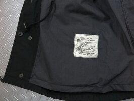 BUZZRICKSON'S,バズリクソンズ,BLACKM-65withLINER,WilliamGibsonCollection,ウィリアム・ギブソンコレクション、キルティングライナー付きブラックM-65フィールドジャケット,3WAY・M-65ジャケット,BR14423