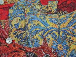 """アロハをこよなく愛する著名人のデザインによる、KEONIシリーズの最新作!アーティスト、横尾美美氏の作品,KEONIOFHAWAII,ケオニオブハワイ,""""LOUNGEAROUND""""byMIMIYOKOO,165)RED(レッド),SS38200"""