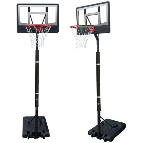バスケットゴール ポールパット付きミニバスの簡単練習用に最適