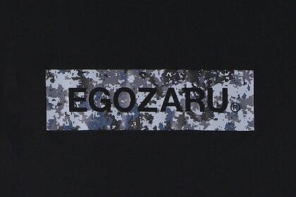 【3色展開】エゴザルEGOZARUバスケロングtシャツDIGICAMOBOXLOGOロングTシャツ【EZLT-1905】