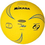 MIKASA ミカサHANDBALL ハンドボールソフトハンドボール1号球小学校用 ゴム 重量約140g【HRVN1-Y】※メーカーからのお取り寄せになります