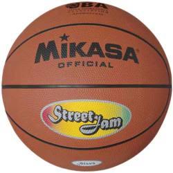 ミカサMIKASAバスケットボール5号球ゴム【ネーム加工不可】【B5JM-BR】※ゆうパケット対象外