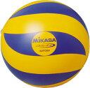MIKASA(ミカサ)ソフトバレーボール【重量約30g】【円周約77-79cm】日本バレーボール協会推薦球SOFT30G(黄・青)※こちらの商品はメーカーお取り寄せ商