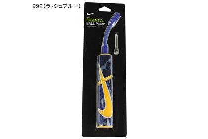 [6色展開]ナイキNIKEエッセンシャルボールポンプ【BS4001】