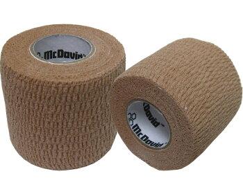 【自着式伸縮テープ】McDavidマクダビッドセルフグリップMAX50mm1箱(12本入)3050
