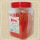 【駄菓子】20円よっちゃんのポット入 梅ちゃん 50本入り 【卸価格】の商品画像