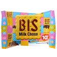 【限定発売品】チロルチョコ ビスケット 10個×10袋×5BOX(チロルビスケット500個)