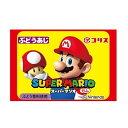 スーパーマリオガム 10円当りクジ付きキャラクターガム コリス 55入り1BOXの商品画像