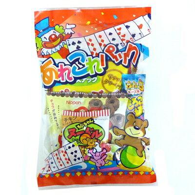 菓子 詰め合わせパック あれこれパック 6種類詰め合わせ 48個セット ニッポー卸価格