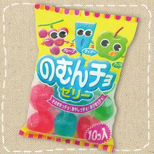 【特価】のむんちょゼリー東豊製菓【駄菓子】