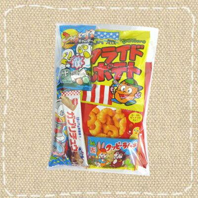 お菓子 詰め合わせ オリジナル詰合せ子供向き「ランダム・いろいろバージョン」パート2 卸価格で詰合わせ【駄菓子】