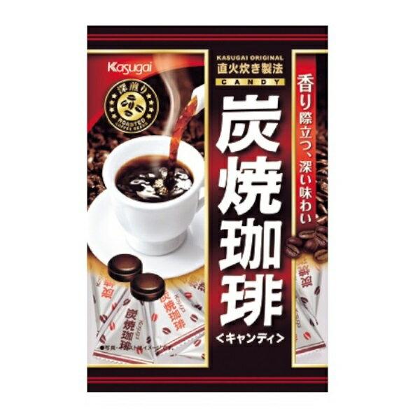 春日井製菓 炭焼珈琲キャンディー 100g×1袋