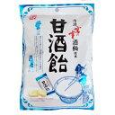 【特価】甘酒飴 120g×10袋 松屋製菓 清酒 宮の雪 酒粕使用 1.2kg その1