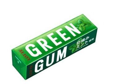【特価】グリーン ガム 15本入り1BOX ロッテ(LOTTE)【卸価格】