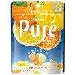 ピュレグミ柑橘ヨーグルト56g6袋入1BOX【カンロ】