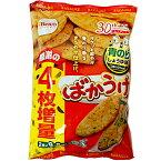 ばかうけ 青のりしょうゆ味 (2枚×9袋入)+2個装増量X1袋 栗山米菓 限定特売