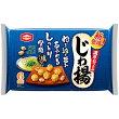 【特価】こつぶっこ黒みつ味揚げあられ4パック詰亀田製菓【卸価格】