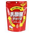 【特価】乳酸菌チャージタブレッツヨーグルト味60gカバヤ(kabaya)