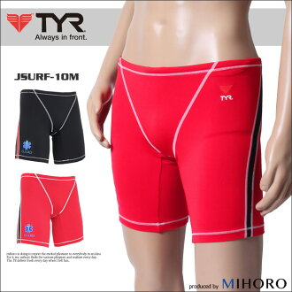 [2012 / new work in the fall and winter] man training swimsuit <lasts a long time> TYR (tear) JSURF-10M men[fs01gm]