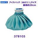 ザムスト ZAMST 氷のう(アイスバッグ) 378103 ブルー Lサイズ(直径約26cm) /2020FW 1