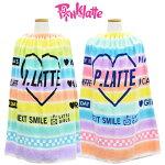 PINK-latteピンクラテビーチサンダル子供水着女の子ビーサン