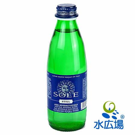 [SOLE]ソーレ無炭酸 250mL瓶x24本 RCP】