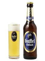 ドイツビールガッフェルケルシュ330ml(瓶)×24本【送料無料】