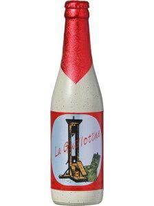 そのネーミングでお馴染みのゴールデンエールです【送料無料】ベルギービール ギロチン/La Guil...