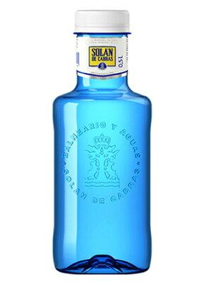 鮮烈なスペインの青ソラン・デ・カブラス/Solan de Cabras 500mlx20本 (PETボトル)[スペイン産]
