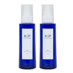 KIP頭皮頭髮精華(110mL/男女用)2瓶一套[頭皮/頭發護理/頭皮關懷/精華/KIP]