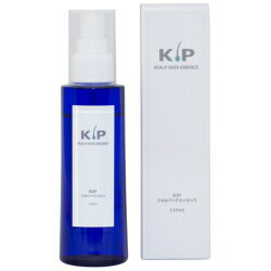 KIP頭皮頭髮精華(110mL/男女用)[頭皮/頭發護理/頭皮關懷/精華/KIP]