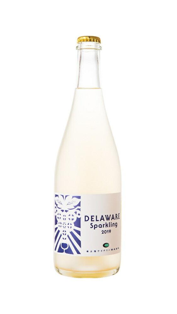 【宮城県南三陸町】南三陸ワイナリー DELAWARE SPARKLING(デラウェア スパークリング)白 750ml