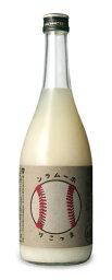 【山形県】楯の川酒造 ホームランまっこり 720ml