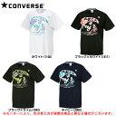 CONVERSE(コンバース)ウィメンズ プリントTシャツ(CB371304)(バスケットボール/バスケ/プラクティス/半袖/吸汗速乾/女性用/レディース)