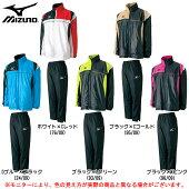 MIZUNO(ミズノ)ブレスサーモライトウォーマー上下セット(62ME5502/62MF5502)(BREATHTHERMO/テニス/ウインドブレーカー/ジャケット/パンツ/男女兼用サイズ展開/ユニセックス)